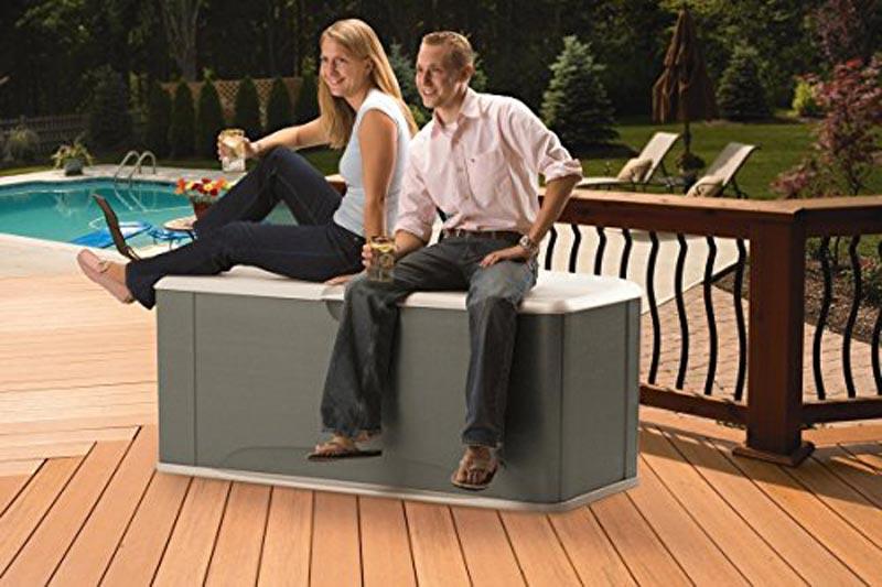 Patio Furniture Storage Benches