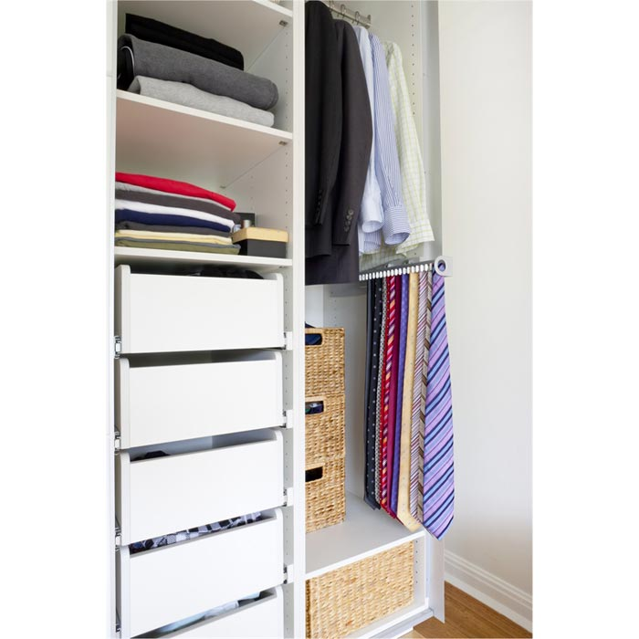 additional wardrobe shelves