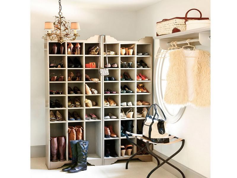 best shelving for shoes