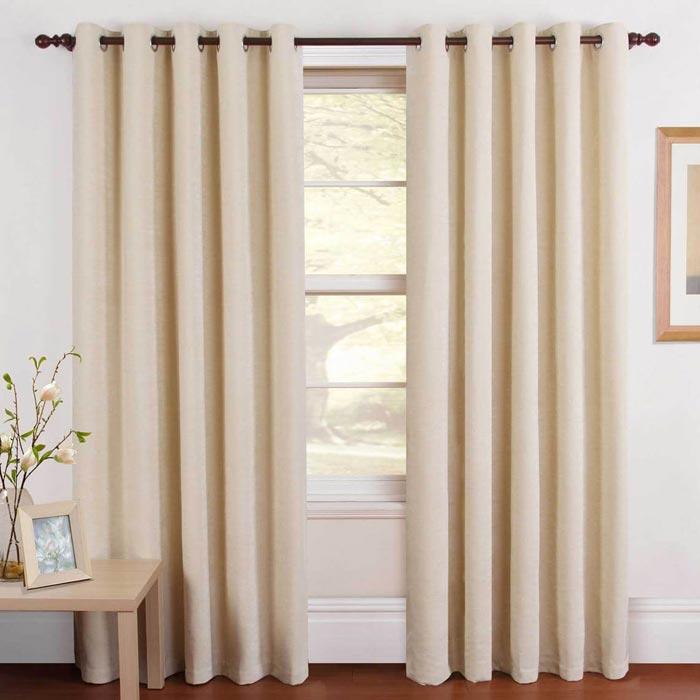 dunelm blackout curtains smell