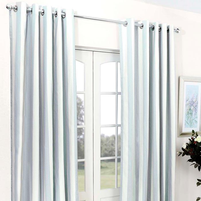 dunelm white blackout curtains