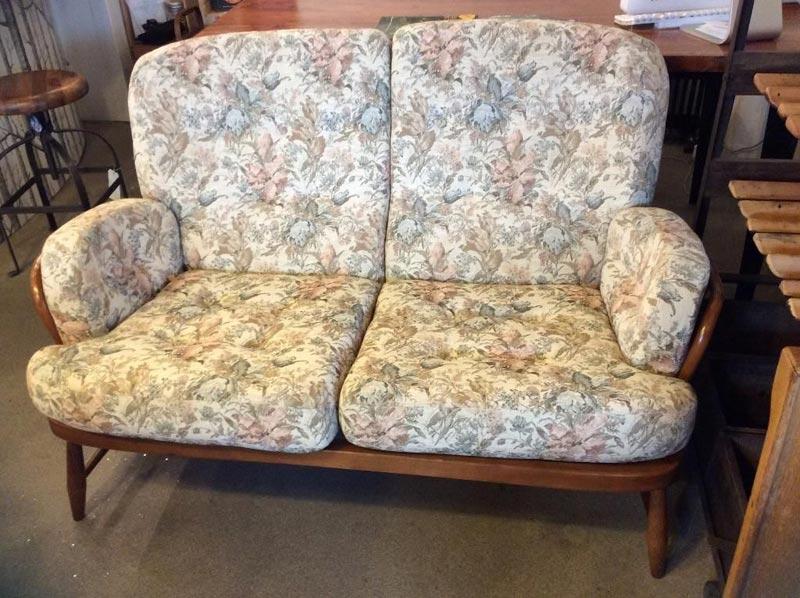 ebay ercol 2 seater sofa