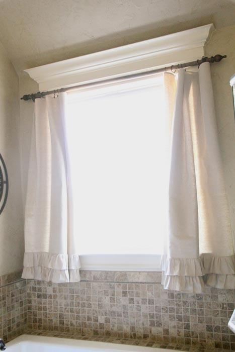 jcpenney bathroom curtains for windows