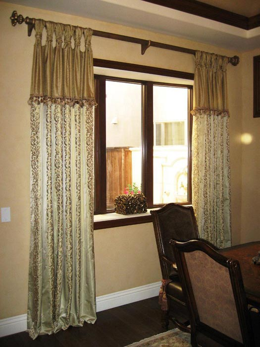jcpenney bay window curtain rods