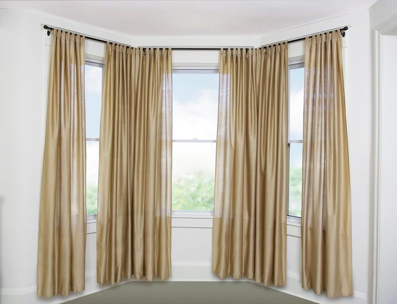 jcpenney bay window curtains
