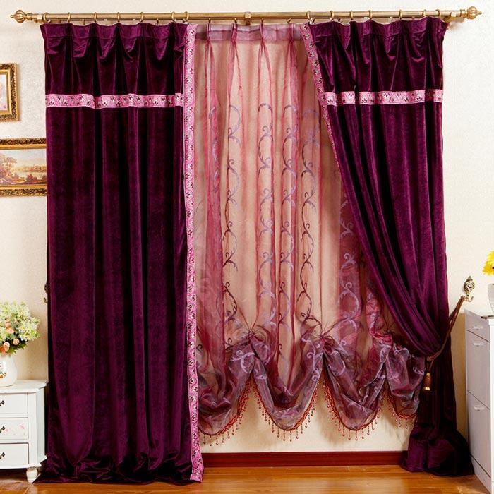jcpenney royal velvet curtains 84