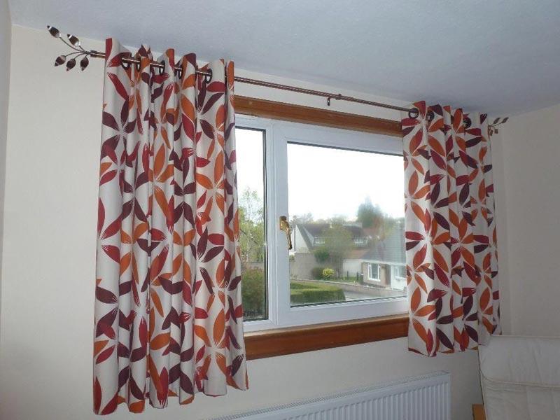 john lewis cotton rib eyelet curtains