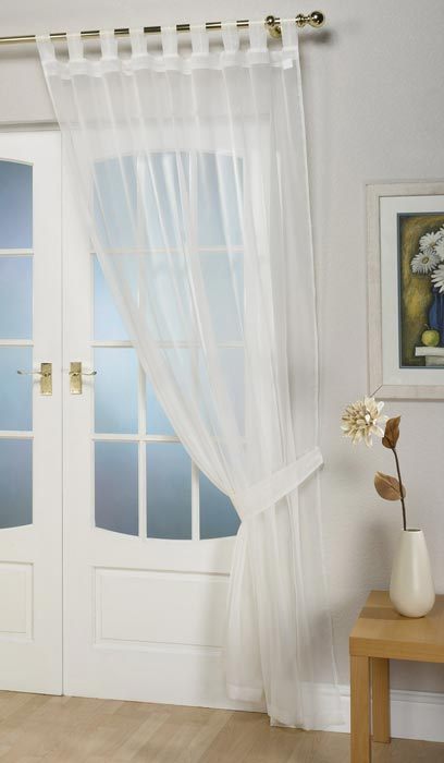 john lewis net and voile curtains