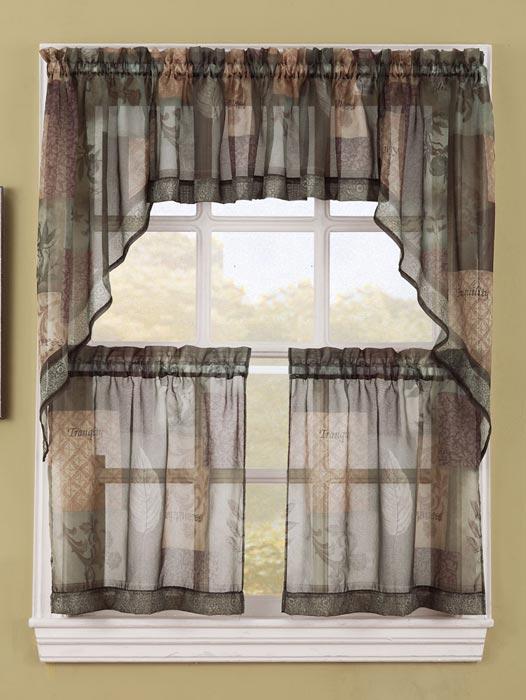 kohls valance curtains