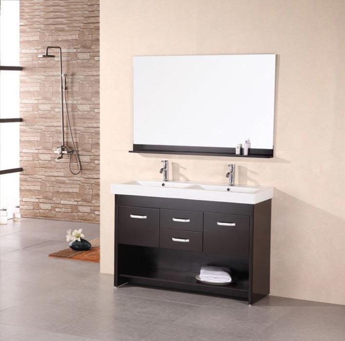 42 double sink bathroom vanity