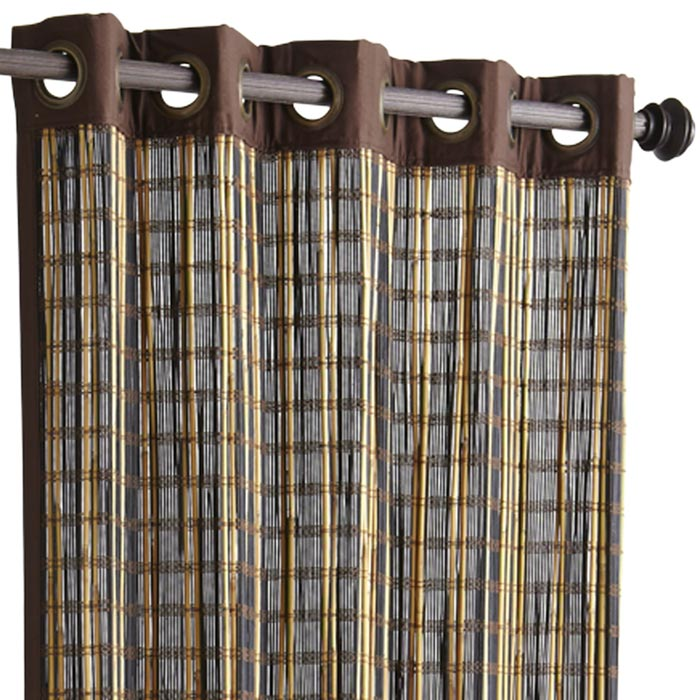 bamboo curtains pier one