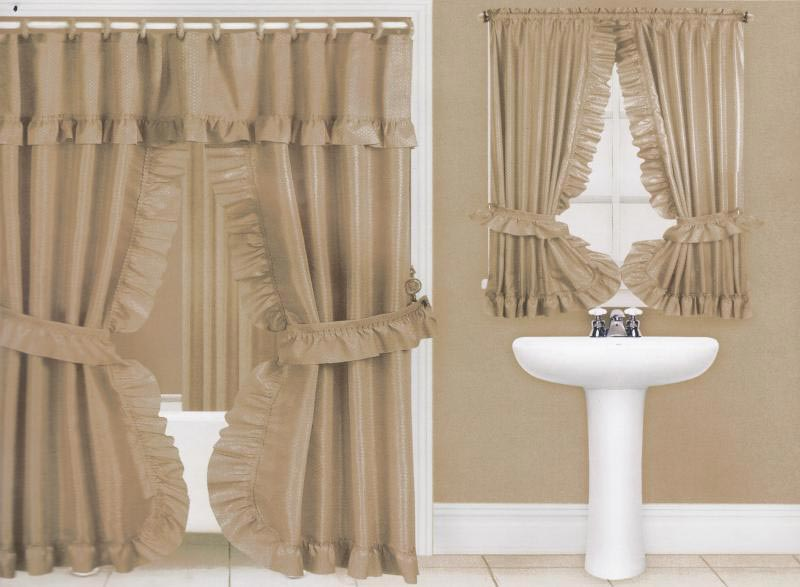 beautiful shower curtains with valance