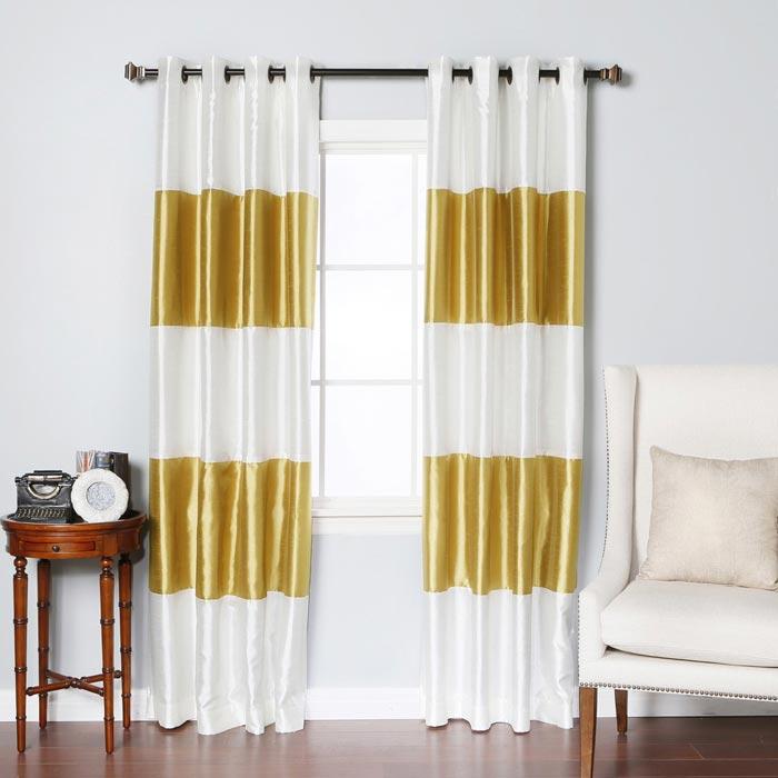 blackout curtain kohls panel