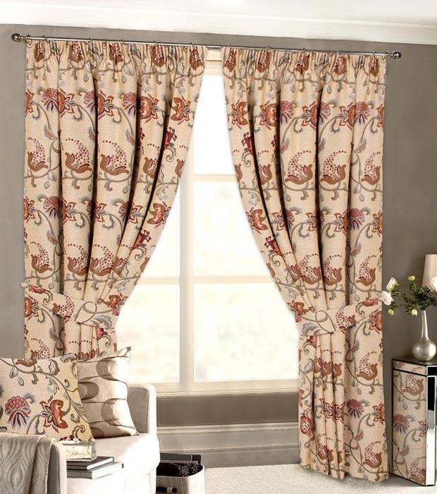 cheap curtains 108 inch drop
