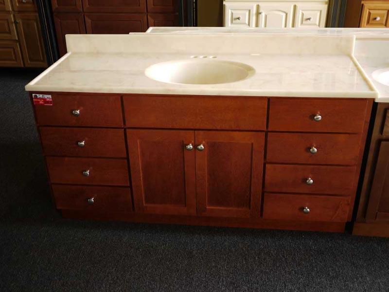 clearance bathroom vanities ct