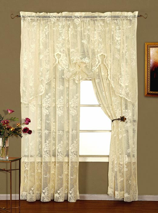 curtain and drapes walmart lace