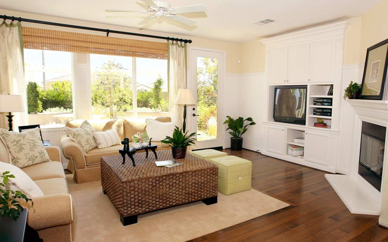 curtain with valance for living room ideas