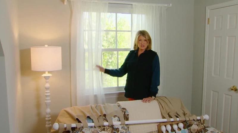 curtains and sheers how to hang