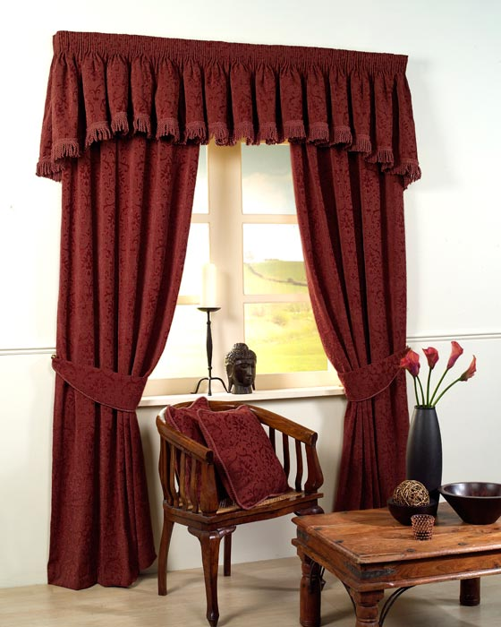 curtains from dunelm mill