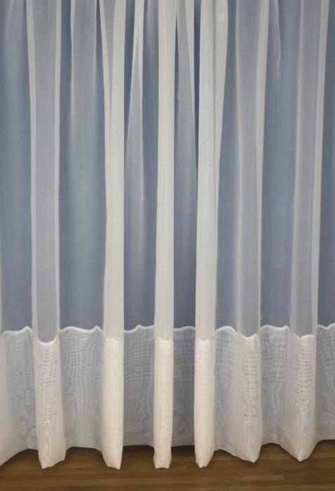 curtains voile