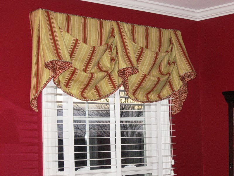curtains with valance for living room 102