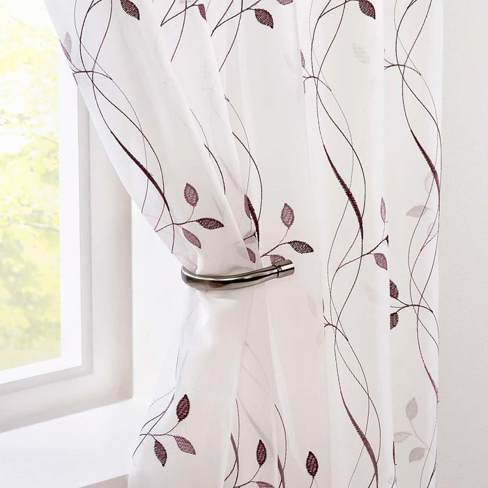 dunelm mill shop curtains voile panels