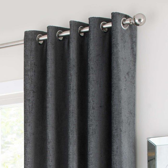 dunelm urban grey curtains