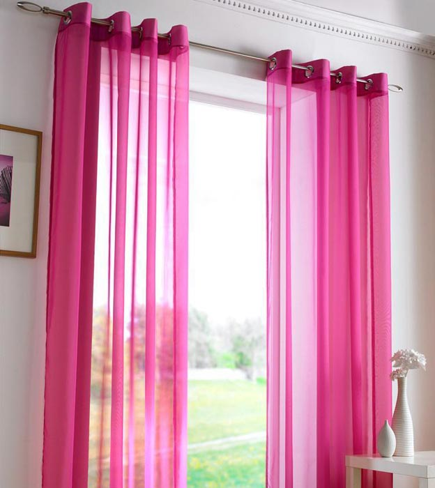 tab top voile curtains dunelm