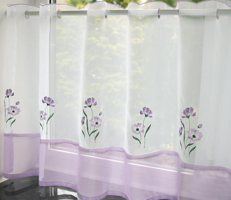 voile curtains ebay ready made uk