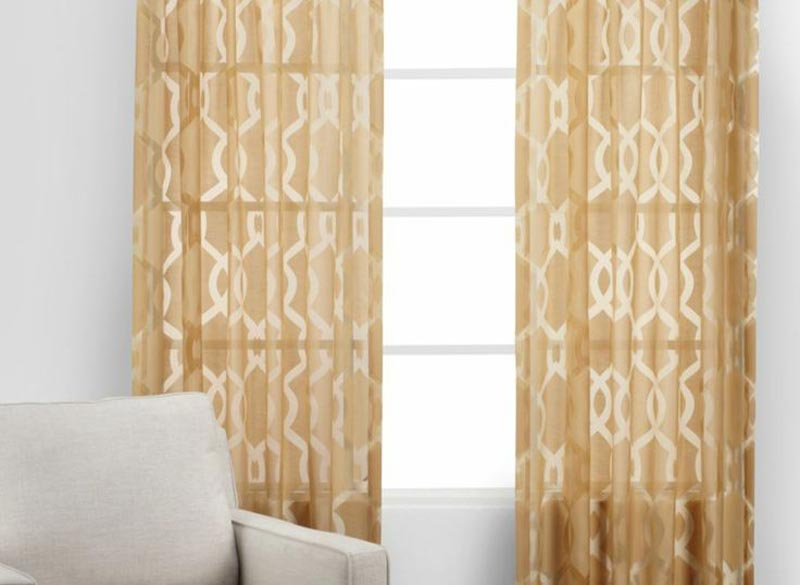 z gallerie yellow curtains