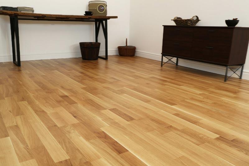 3 strip oak engineered wood flooring