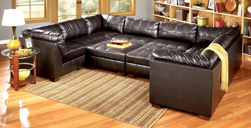 7 piece modular sectional sofa costco