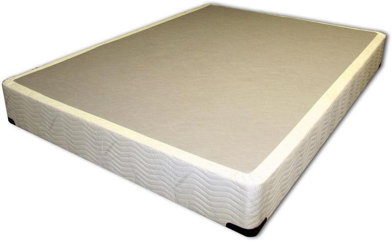 Box Foundation For Memory Foam Mattress