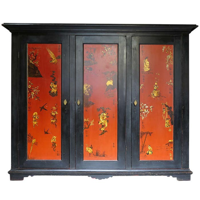 asian bedroom armoire
