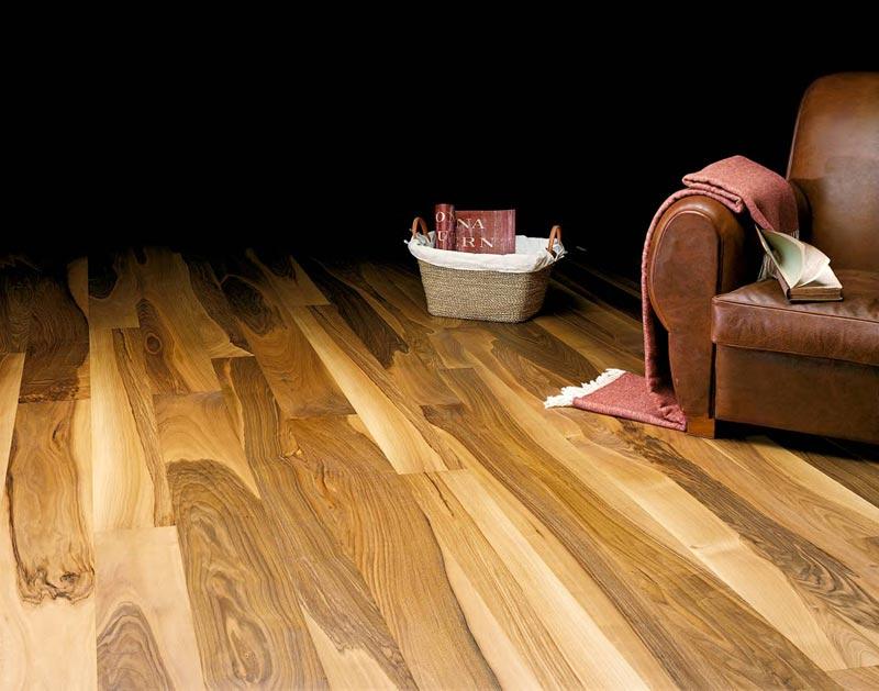 engineered wood flooring for basements