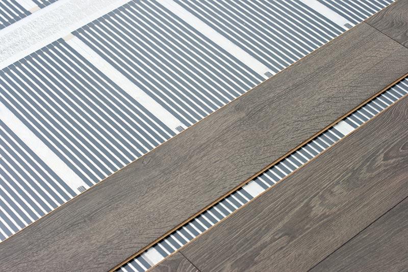 engineered wood flooring for underfloor heating