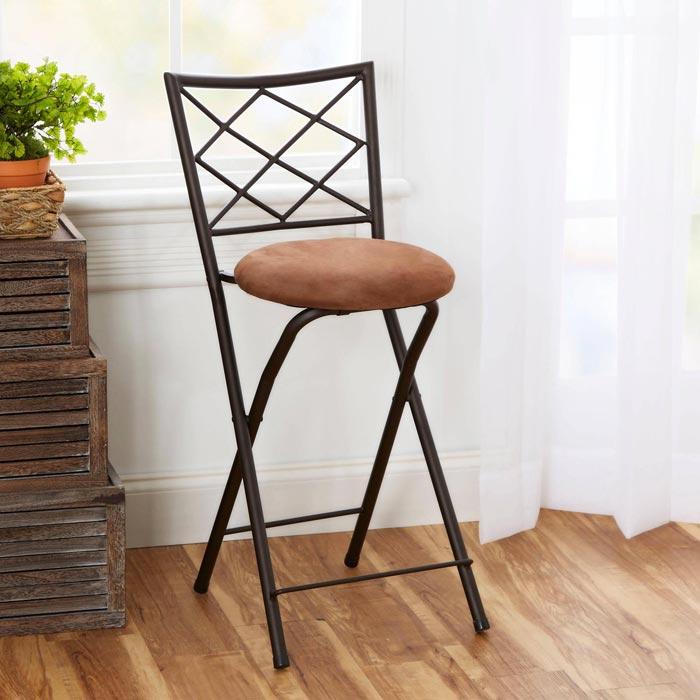 folding bar stools at walmart