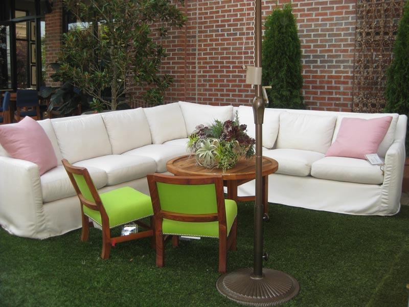 posh garden furniture