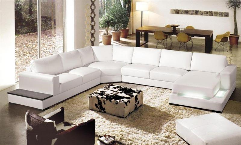 quantum 7 piece modular sectional sofa