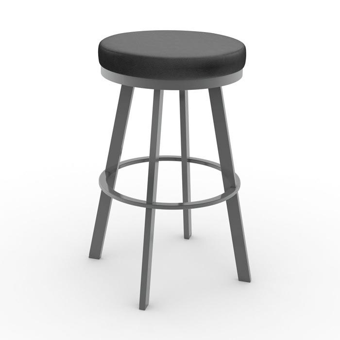 backless metal bar stools