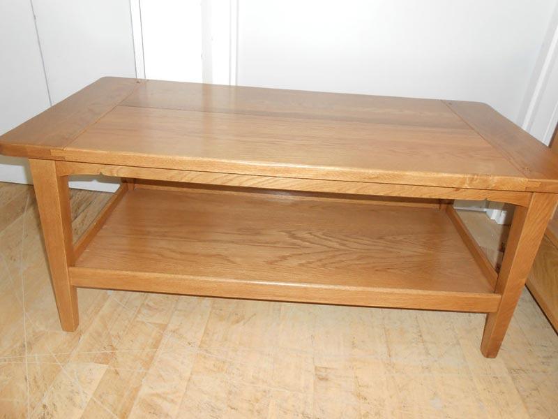 ercol bosco coffee table