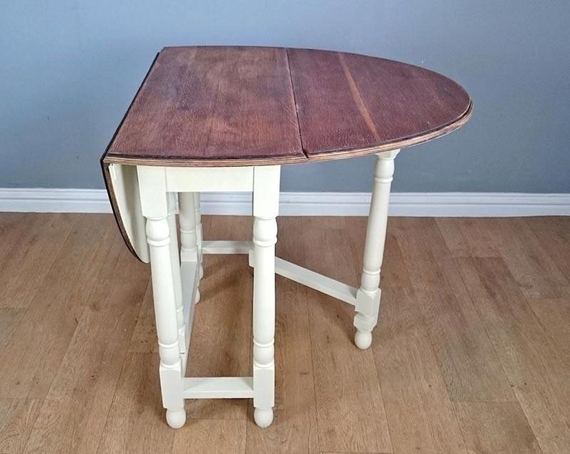 ercol windsor gateleg coffee table