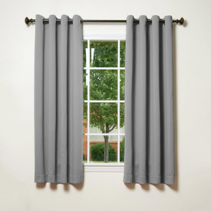 thermal curtains 63 inch length