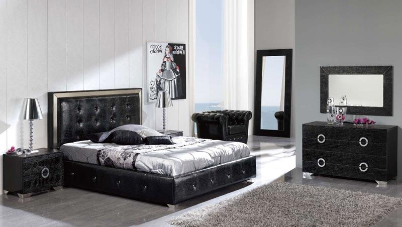 black bedroom furniture argos