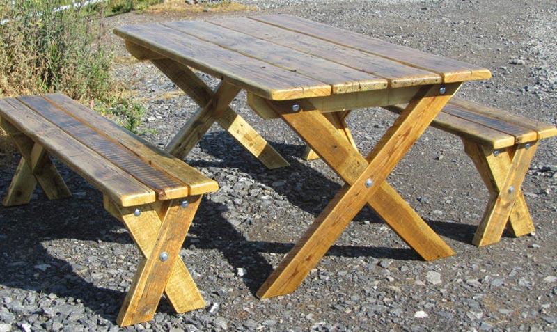 chunky garden furniture company