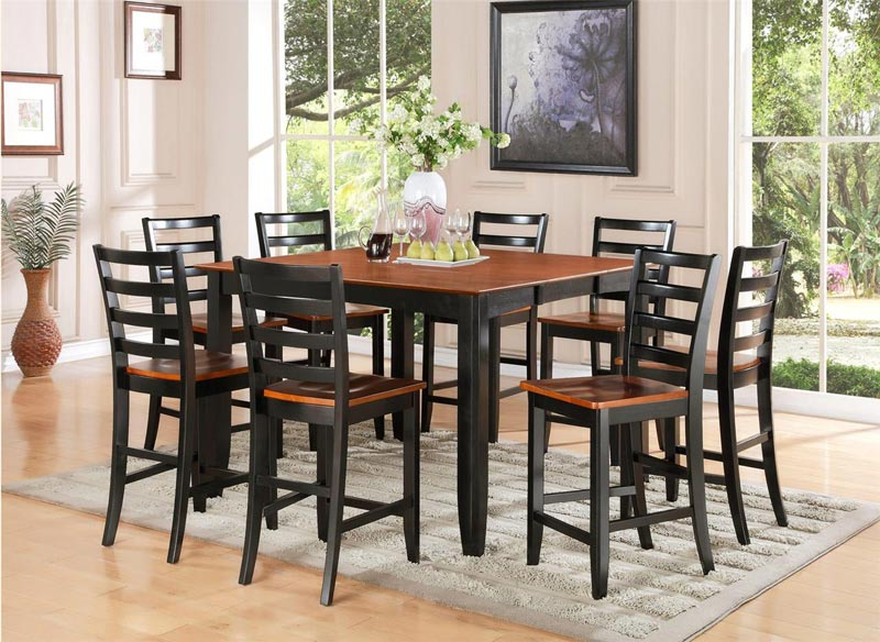 dining room table and 6 chair sets
