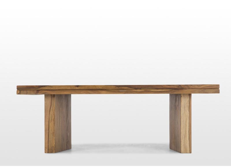 indian sheesham wood coffee table