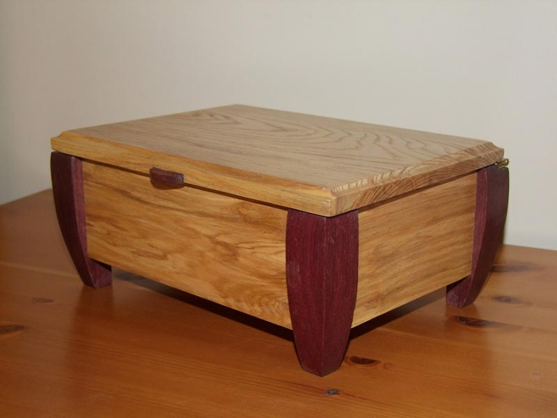 Make Homemade Jewelry Box. Picture: Madraban Source:Flickr