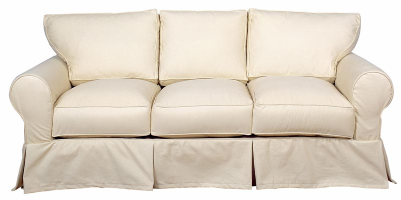 3 seat cushion sofa slipcover