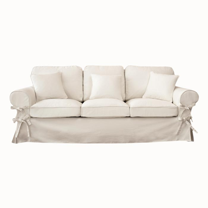 3 seater sofa bed slipcover